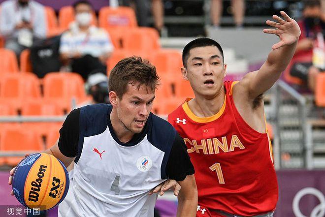 打爆!中国三人男篮两连败 59秒被打出9-1直接崩盘