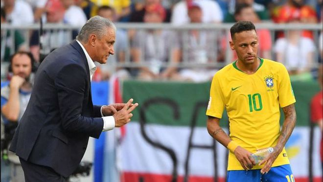 巴西接盘美洲杯遭全队抵制 主帅蒂特或因此辞职