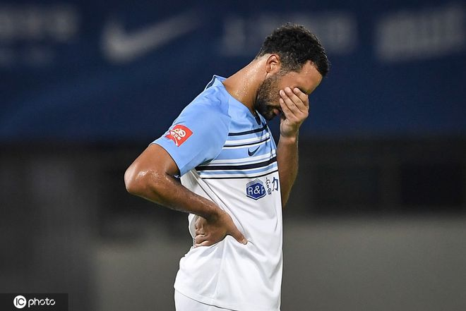 广州城遭遇本季最大比分输球 密集赛程迎来大考验