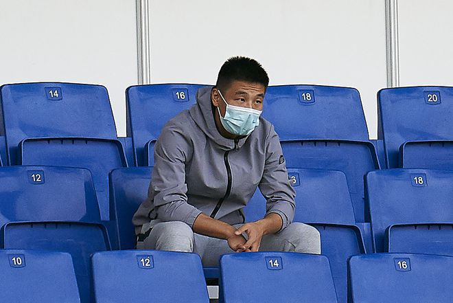 西班牙人官方:武磊将在5月15日比赛结束后归国报到