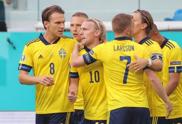 欧洲杯1/8决赛:瑞典vs乌克兰视频直播