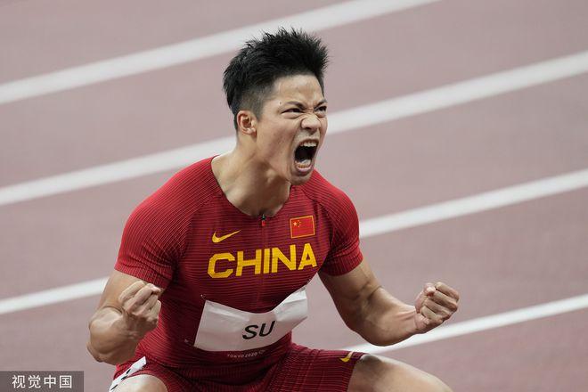 世界田联:苏炳添是中国田径短距离获得进步的证明