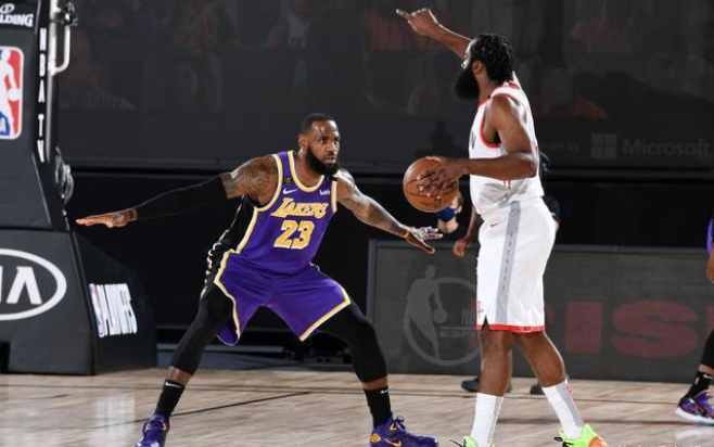 NBA西部半决赛直播:第二场湖人vs火箭视频直播