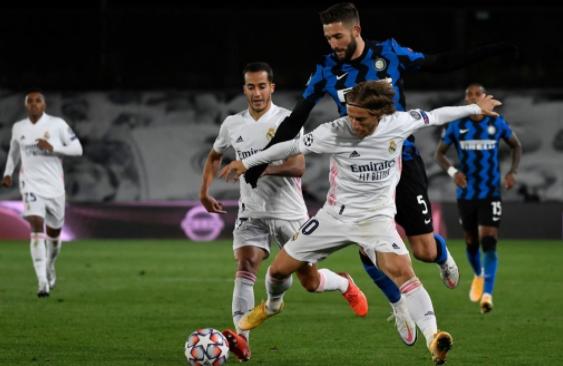 欧冠免费高清直播:国际米兰vs皇家马德里视频直播