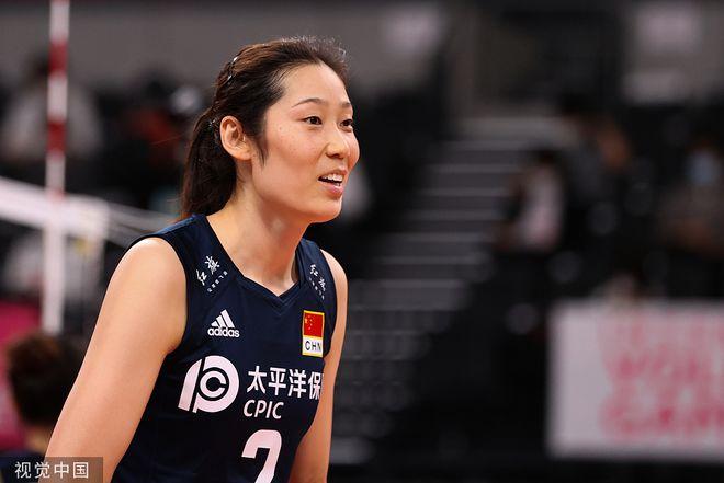 朱婷领军东京奥运12人名单 里约最佳自由人林莉落选
