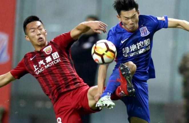 中超直播:争冠组次回合上海上港vs上海申花视频直播