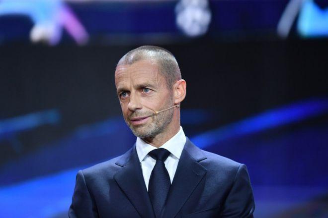怒斥欧超!欧足联主席:我们一直致力于足球运动本身