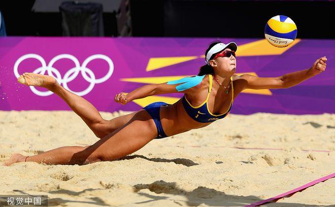 夺冠军获入场券 薛晨第三次参加奥运会沙排比赛