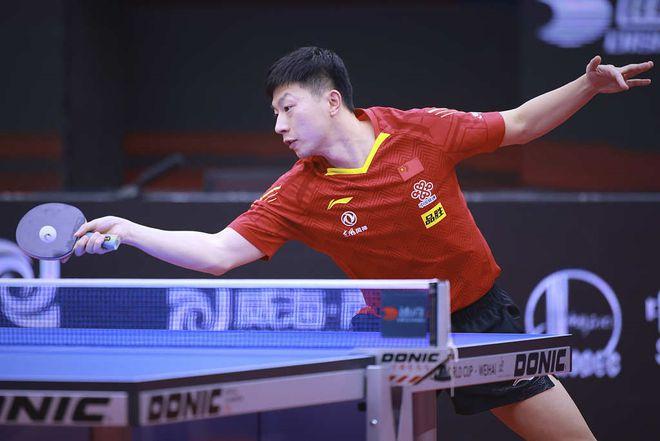 刘国梁:珍惜马龙!比赛看一场少一场 他是时代的标杆