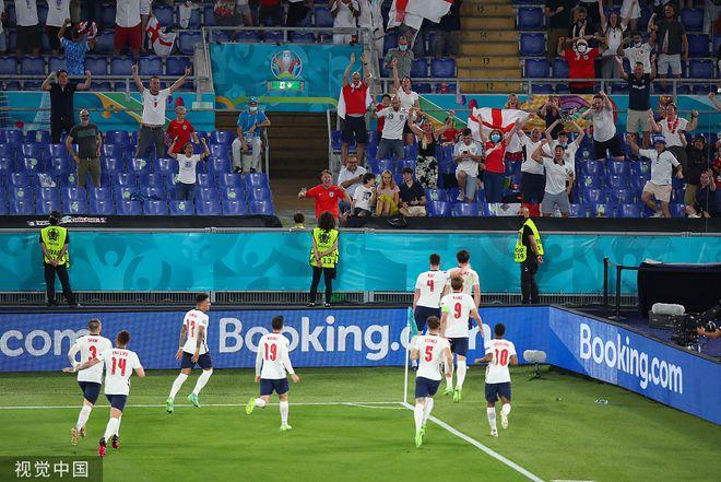 欧洲杯半决赛对阵:意大利VS西班牙 英格兰VS丹麦