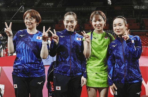 国乒女团决赛将对阵日本 伊藤美诚:开心!目标是全胜