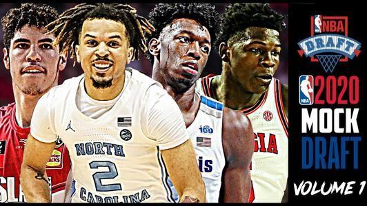 2020年NBA选秀时间,2020NBA选秀大会什么时候开始?
