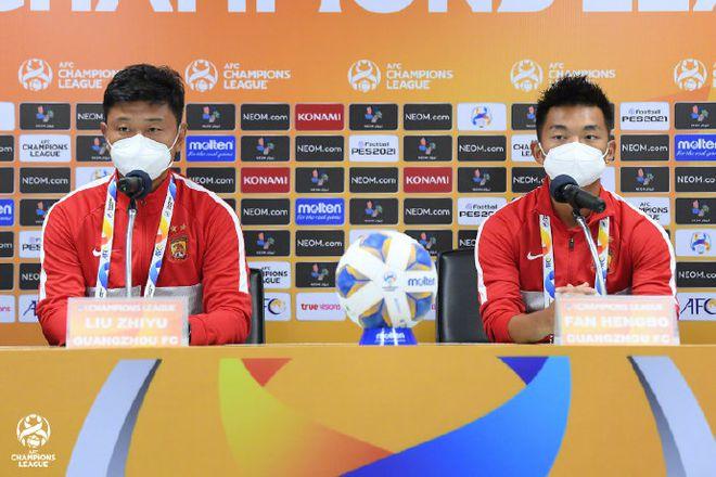 广州代理主帅:做好防守和进攻 增加球员专注力