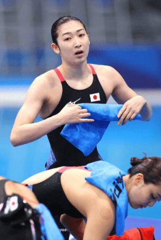 日游泳队获第八名 池江璃花子放声大哭:我经历太多