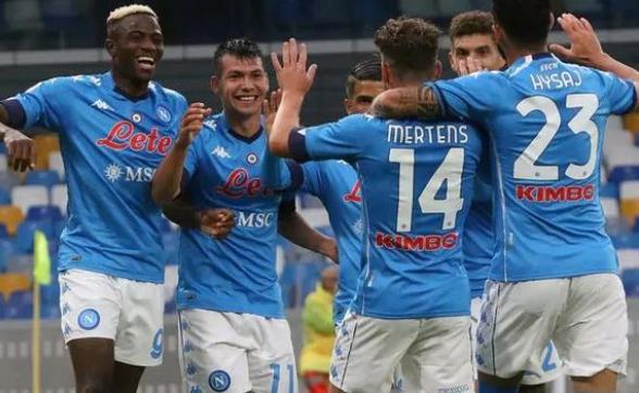 意甲最新积分榜:那不勒斯6-0热那亚,迎两连胜(附全场录像)