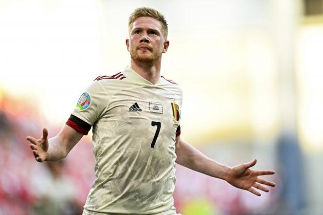 啥叫黄金一代?比利时首次欧洲杯小组赛全胜 仅丢1球