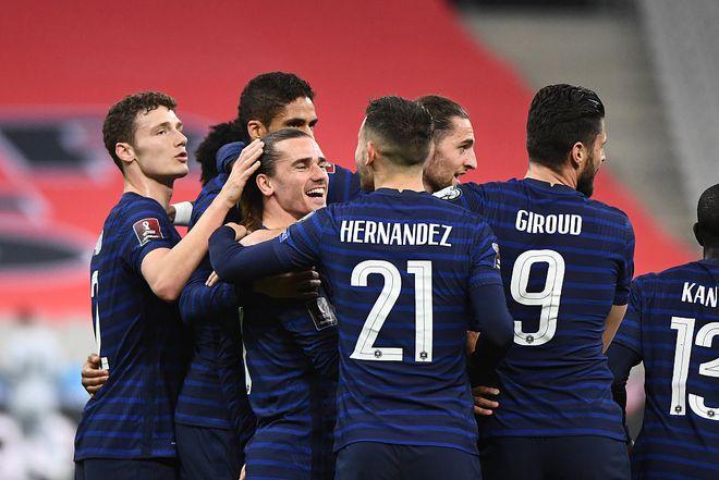 世预赛-格里兹曼神仙球金彭贝乌龙 法国1-1乌克兰