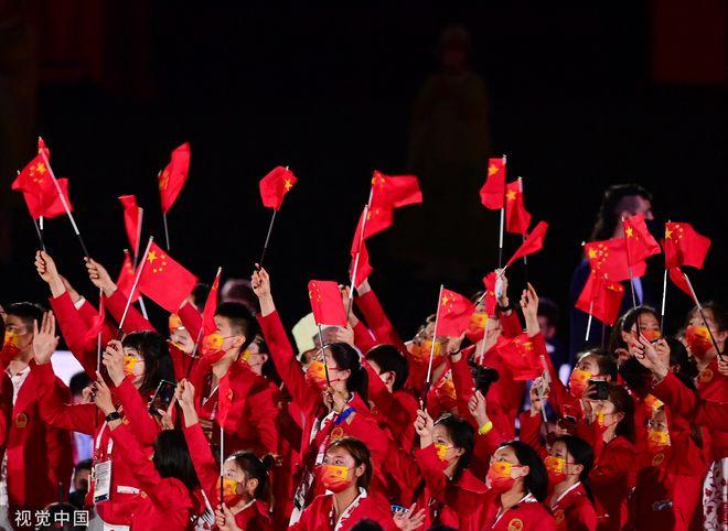 骄傲!论东京奥运中国有多少突破 选手们底气相当足