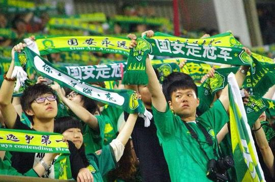 中超直播:争冠组第1轮次回合北京国安vs山东鲁能视频直播