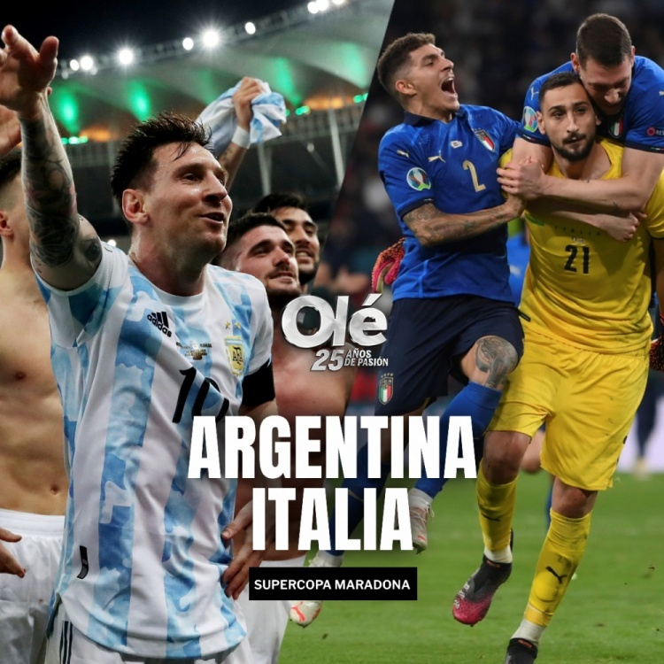 TNT:意大利与阿根廷将参加马拉多纳杯,预计很快官宣