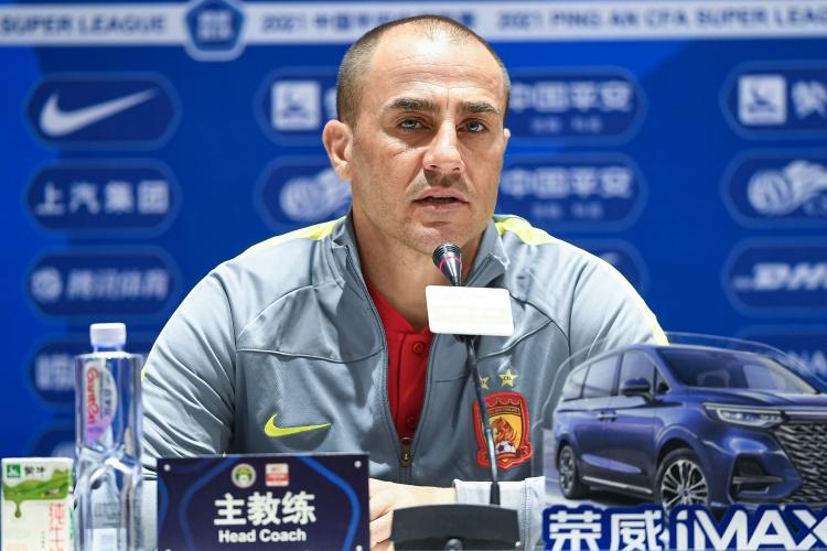 卡帅:广州队在亚冠的表现是正常现象 希望中国队能进世界杯