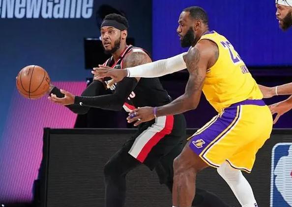 NBA季后赛直播:G3湖人vs开拓者视频直播