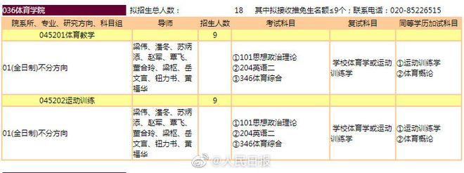 苏炳添现暨大研究生招生导师名单 意味将远离赛场?