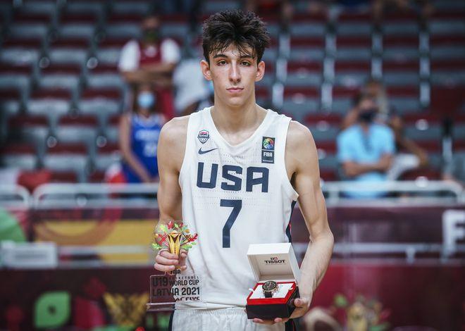 U19世界杯美国2分险胜法国夺冠 2022准状元获MVP