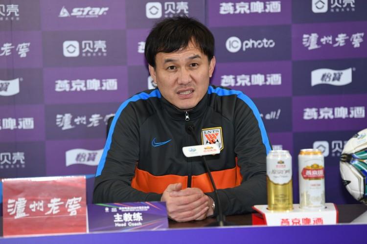 郝伟:会用轮换让国脚找到最佳状态,盼球队得分效率有所提高