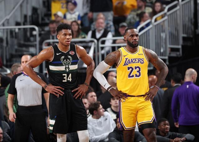 竞彩篮球分析推荐:NBA湖人vs雄鹿免费直播前瞻