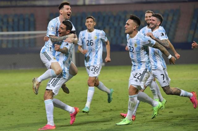 狠薅梅西,务实阿根廷离冠军更近?