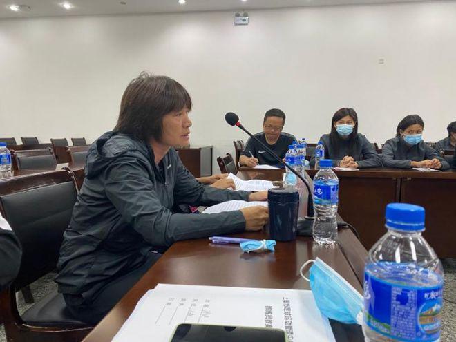 救火!沪媒:上海女足主帅接任贾秀全 征战全运会