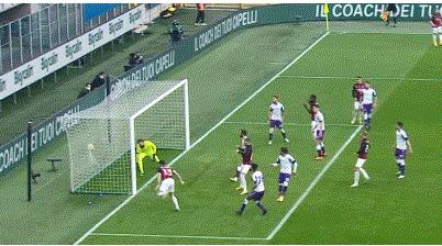 意甲最新积分榜:AC米兰2-0佛罗伦萨,继续领跑积分榜(附全场录像)