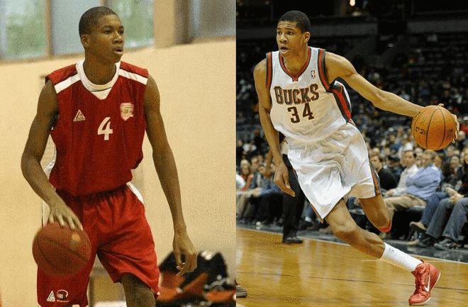那个07年才开始打篮球的小子 现在成了总决赛MVP