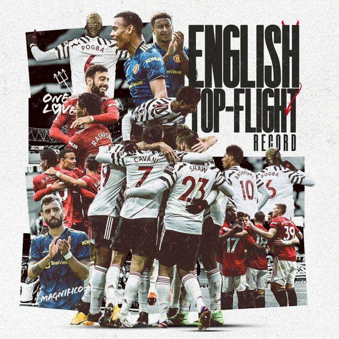 曼联连续28个英超客场不败!创英格兰顶级联赛纪录