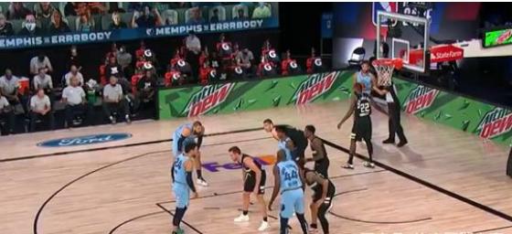 NBA积分榜:雄鹿106-119灰熊,灰熊晋级季后赛附加赛!(附全场NBA录像回放)