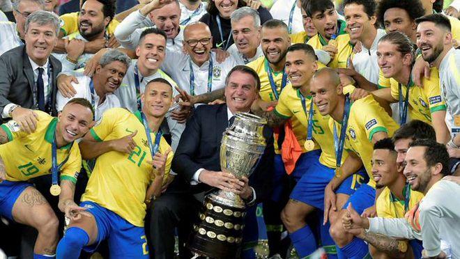 不罢赛了!曝巴西决定参加美洲杯 乌拉圭仍不愿参赛