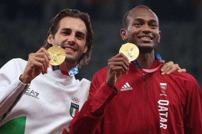 奥运跳高共享金牌遭质疑 伊辛巴耶娃:应该战斗到底!
