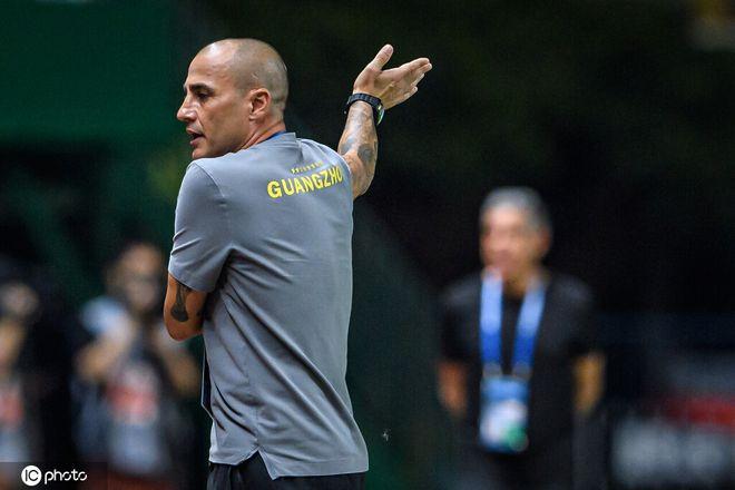 卡纳瓦罗:生气费南多在国足受伤 希望中国进世界杯