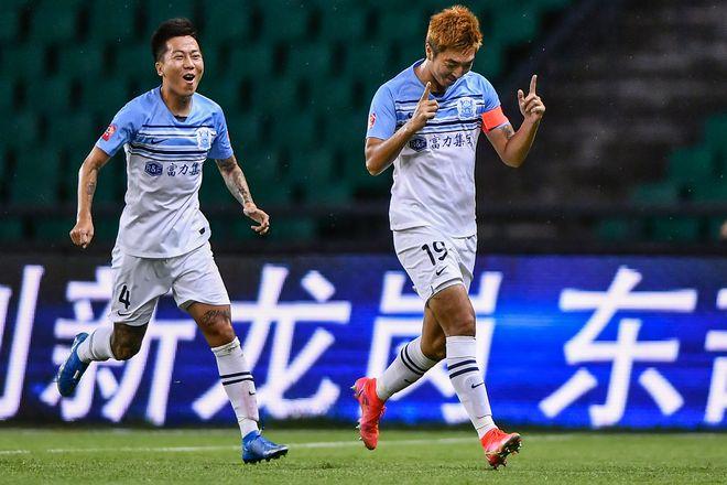 中超-姜积弘建功 深圳3进球越位 广州城1-0深足