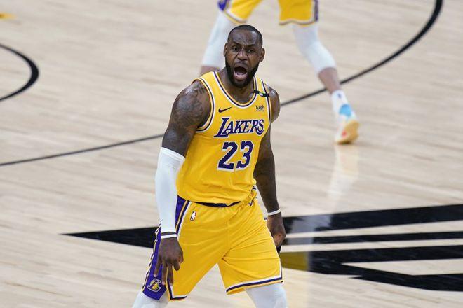NBA球衣销量排名:詹姆斯&湖人包揽球员&球队第一