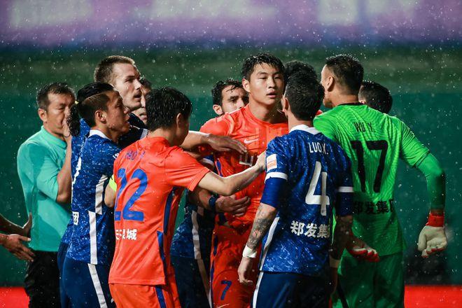 郭田雨:请球迷对国足有信心 我们要去拼要去干他们