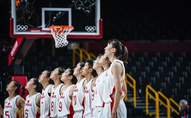中国女篮收官战分析:不遭惨败即可进入抽签上半区