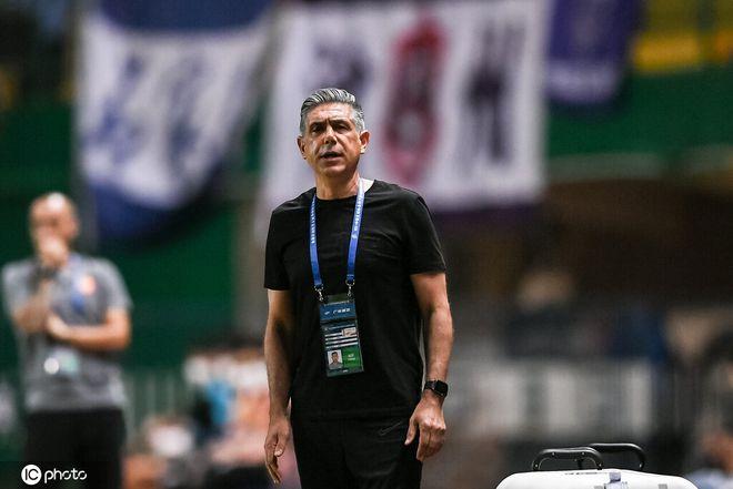 古特比致歉:对不起球迷 广州是中国最好球队之一