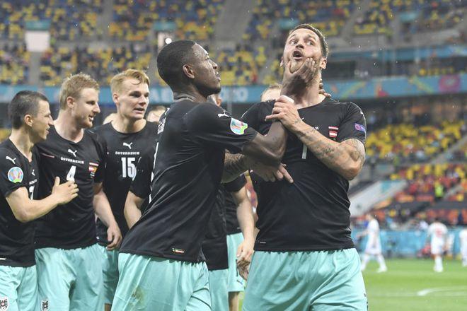 被欧洲杯开除?欧足联:正式对阿瑙疑似种族歧视调查