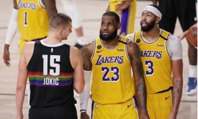今日NBA赛事直播:G5湖人vs掘金视频直播地址