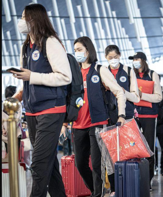 世联赛首周中国女排战韩日泰 亚洲3强检验替补阵容