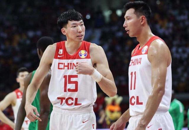 王仕鹏:易建联之后,周琦有机会挑起中国男篮大梁