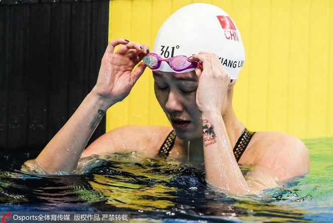 冠军赛张雨霏50米自由泳再添一金 刘湘仅获第三