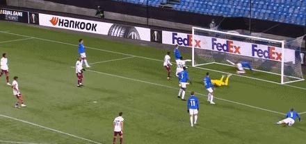 欧联杯B组积分榜:阿森纳3-0莫尔德,提前小组赛出线(附全场录像)